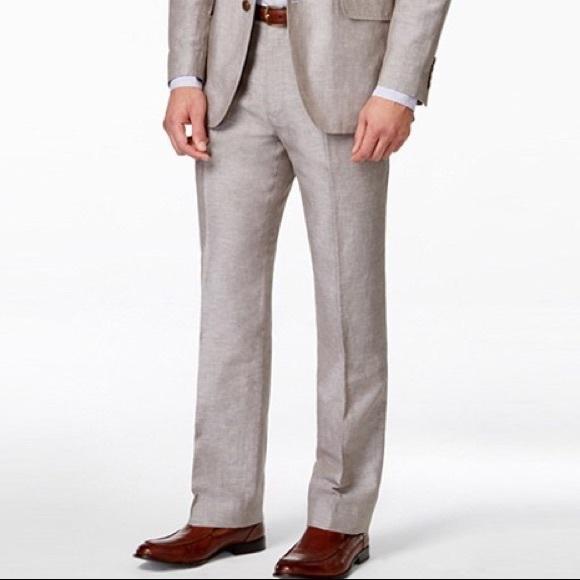 Inc International Concepts Pants Inc Mens Linen Dress Nwt Poshmark